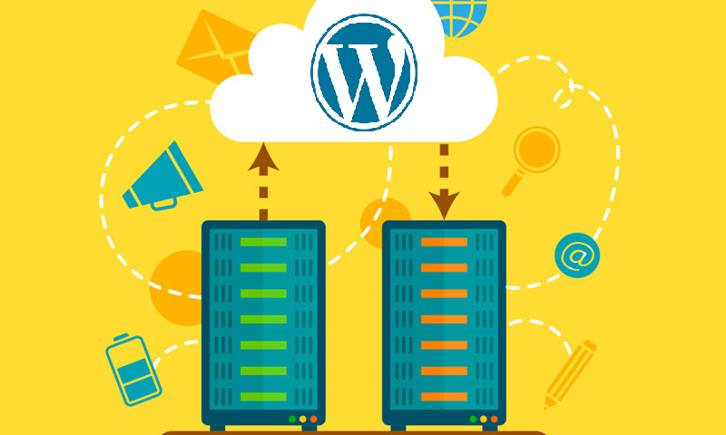 How to transfer wordpress site from one host to another